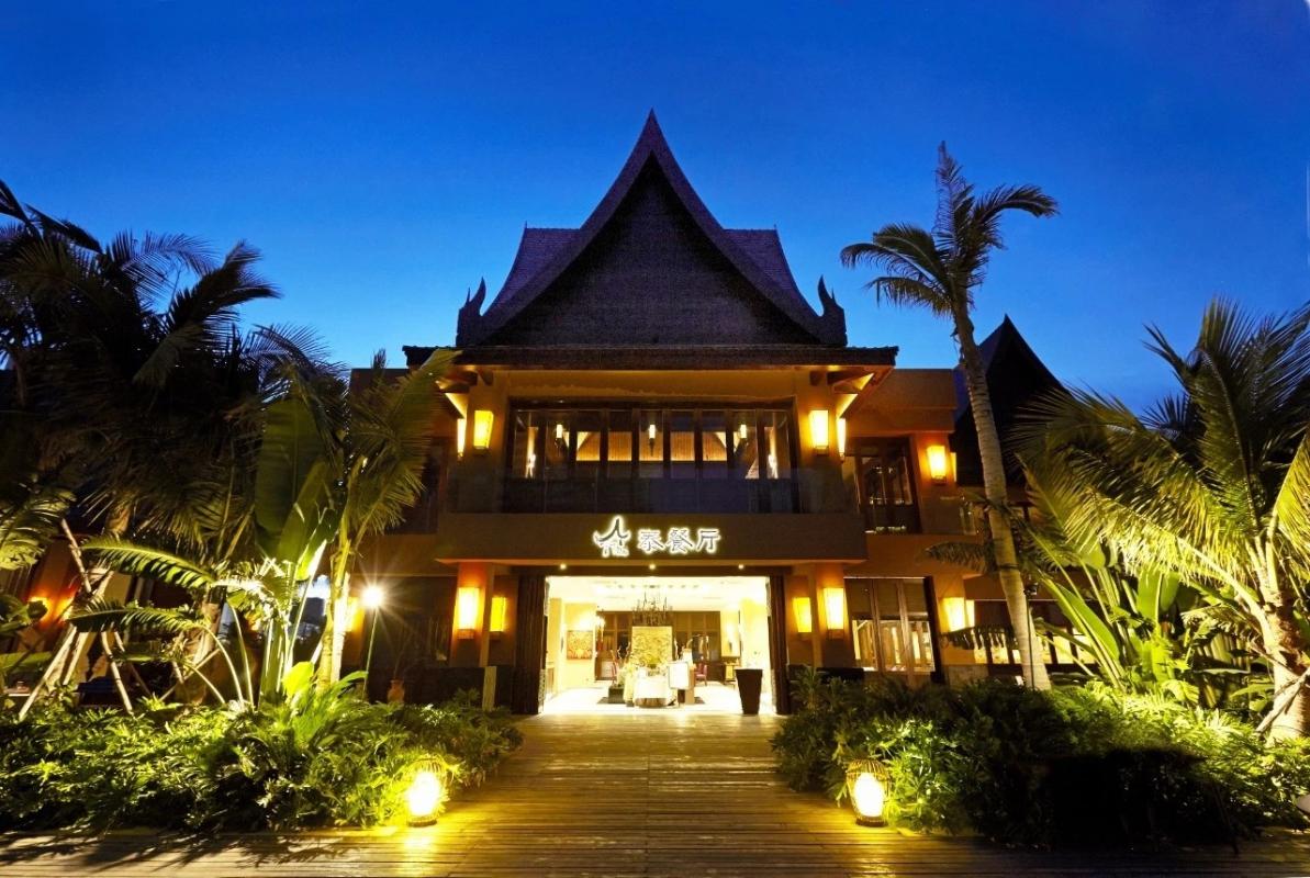 红树林度假世界主题餐厅
