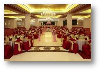 红树林度假世界宴会厅